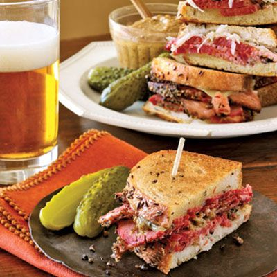· Deli-style pastrami emerged in New York during the late 19 th century and remains a best seller on most deli menus. Because of its lengthy and laborious process, very few delis still cure and carve their own pastrami/5(62).