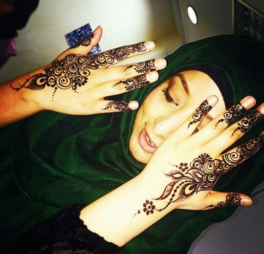 Somali Henna Beautiful Henna Designs