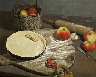 THE APPLE PIE By Vittorio Gussoni