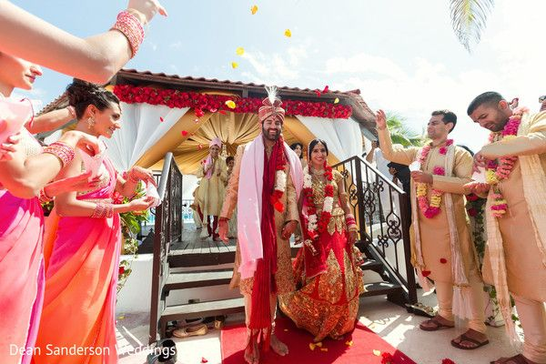 Take a look at this traditional indian wedding ceremony. http://www.maharaniweddings.com/gallery/photo/85706