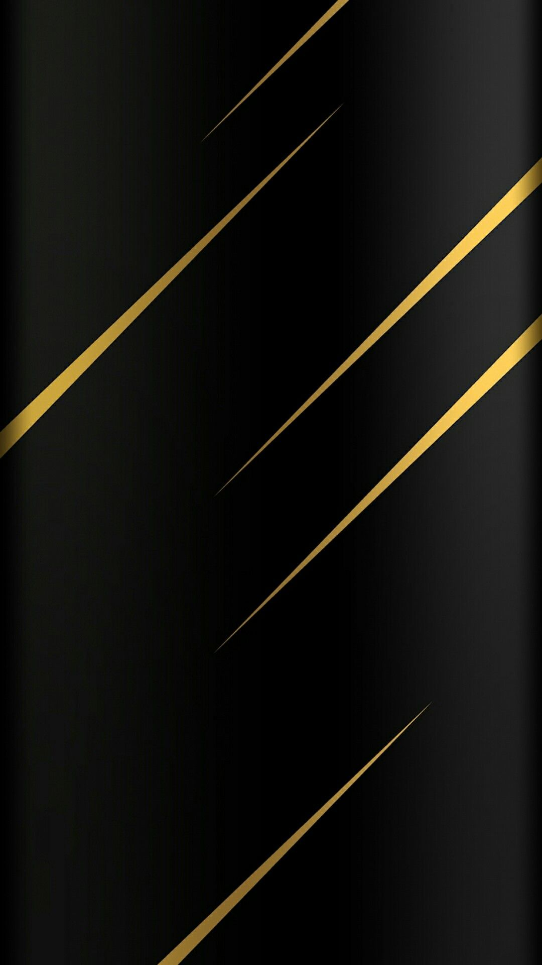 Abstract Gold Wallpaper Phone Black Wallpaper For Mobile Black