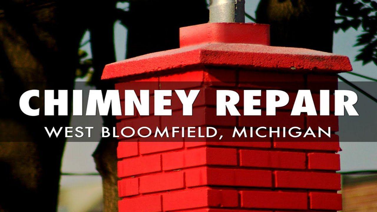 Chimney Repair West Bloomfield Michigan Usa Twelve Oaks Roofing Bloomfield Michigan Usa Roofing