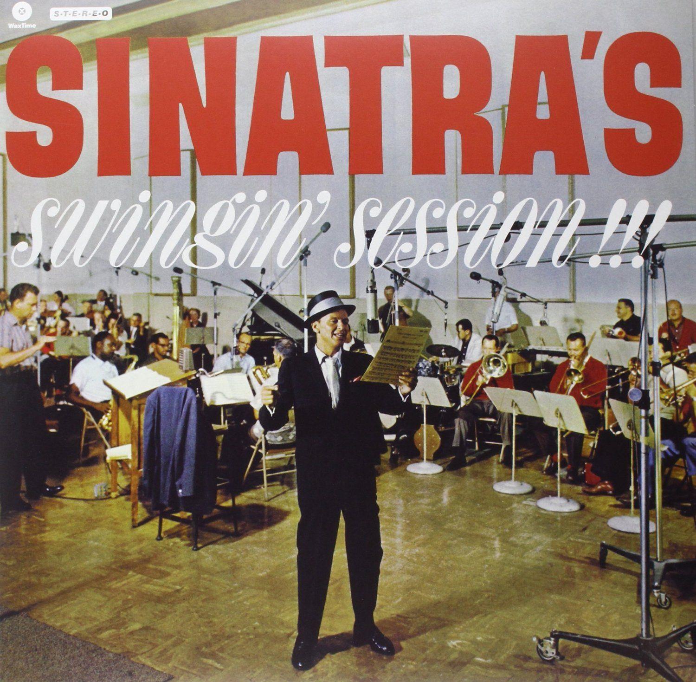 Frank Sinatra Sinatra's Swingin Session