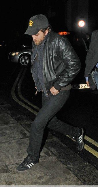 Pattinson Modern Mens Fashion Samba Shoes Adidas Samba