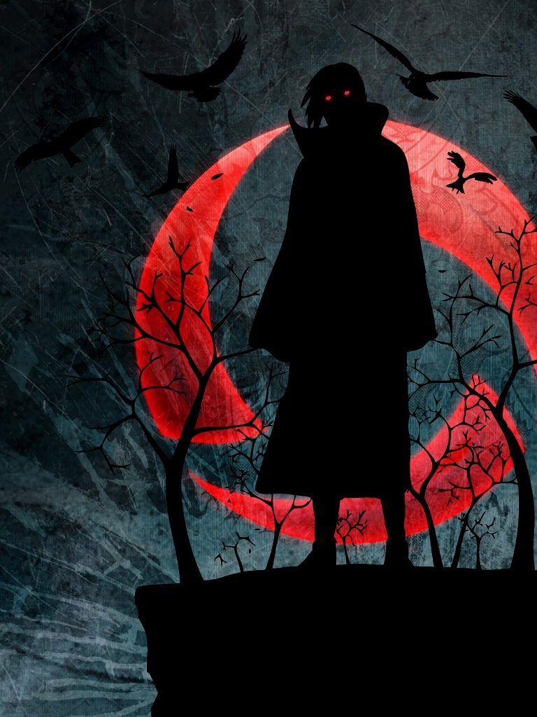 Itachi Wallpaper For Mobile Phone Tablet Desktop Computer And Other Devices Hd And 4k Wallpapers In 2021 Itachi Uchiha Art Uchiha Itachi Uchiha