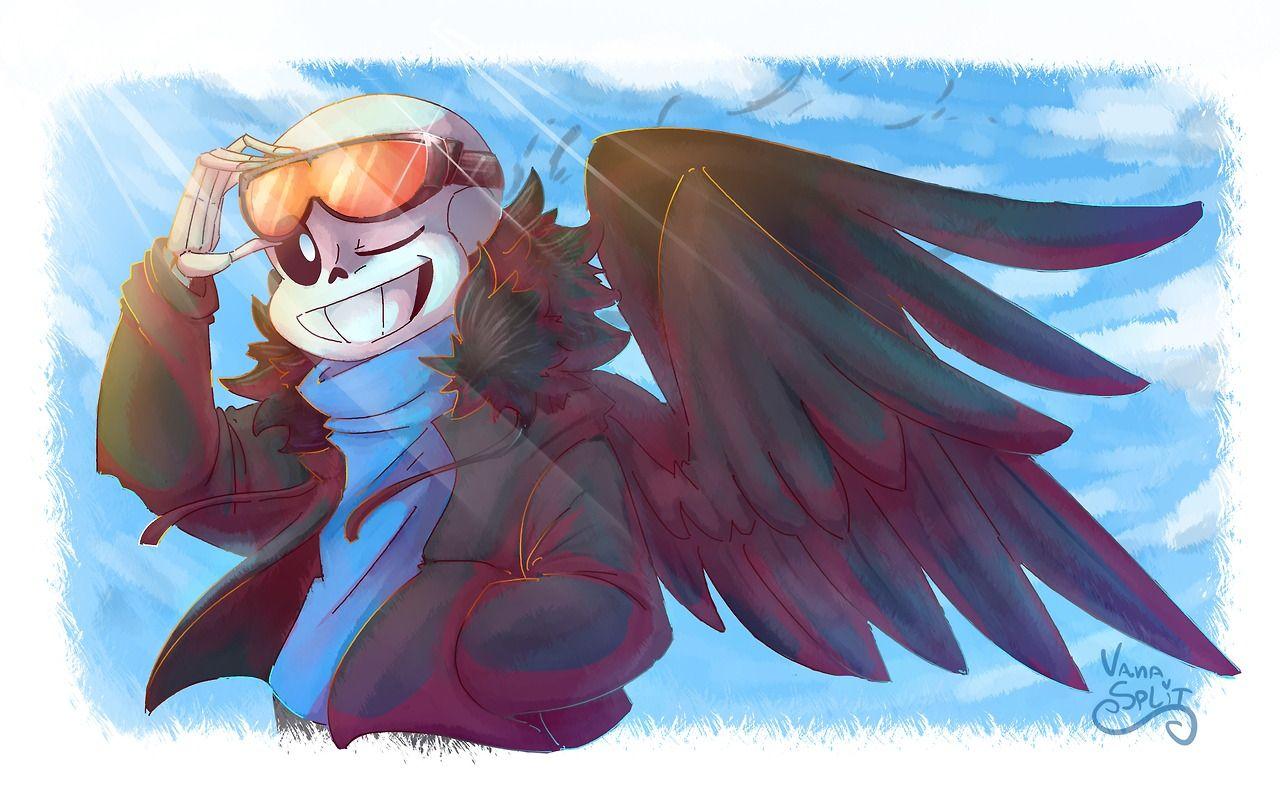 Birdtale Sans   Undertale Amino
