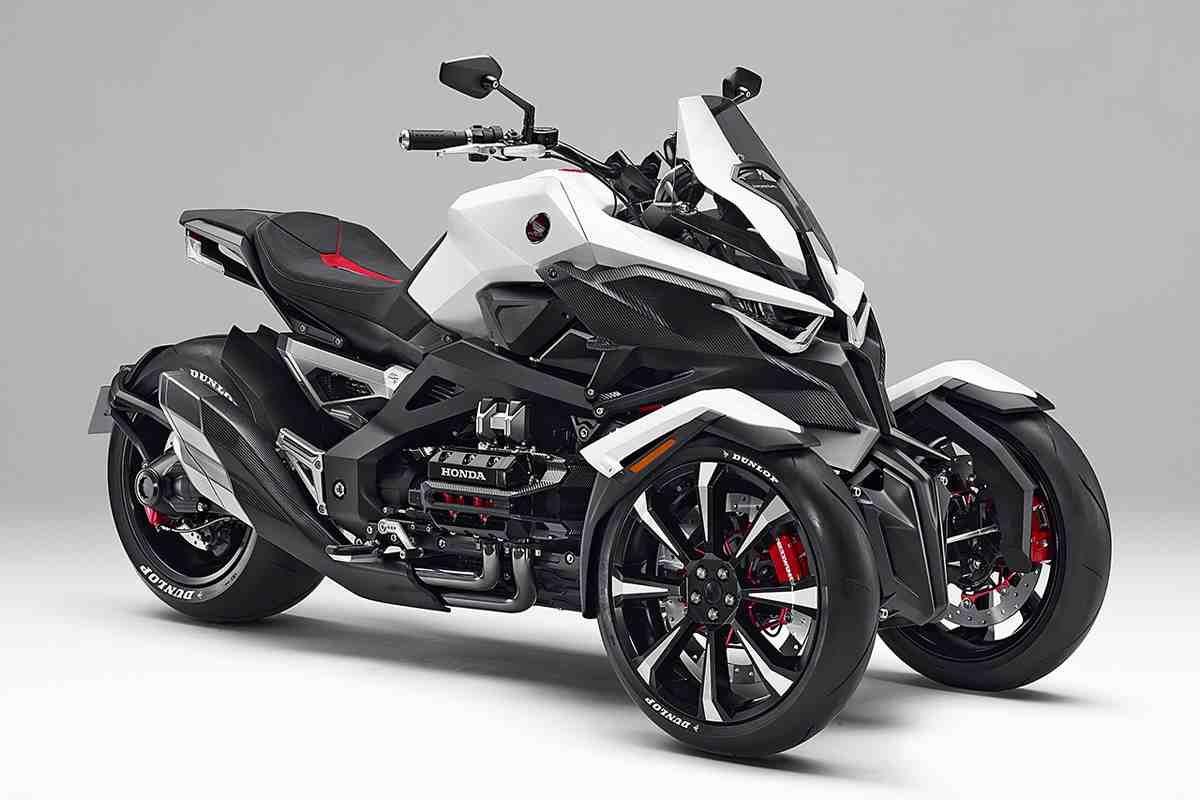 3 Wheel Sport Bike Three Wheel Motorcycles Trike Motorcycle