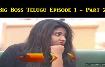 Big Boss Telugu Episode 1 Part 2 – Star Maa |