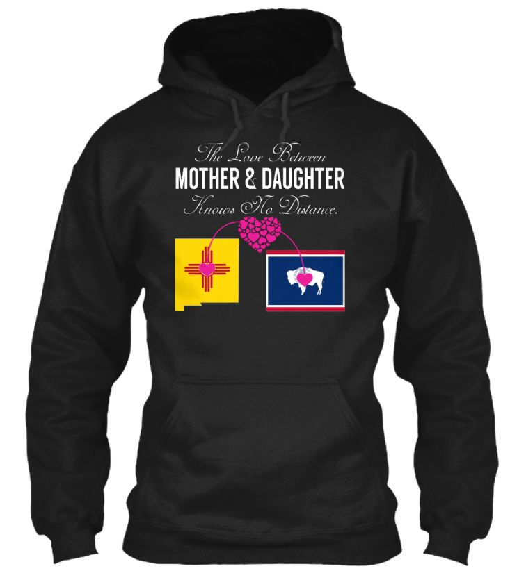 Mother Daughter - New Mexico Wyoming #NewMexico-Wyoming