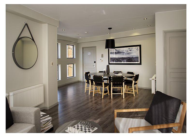 Casa Grande   LA PAZ, BOLIVIA Hotel   Interior Design U0026 Custom Furniture    Commercial   King Suite   Sofa Chair U0026 Round Dining Table U0026 Black Woven  Dining ...