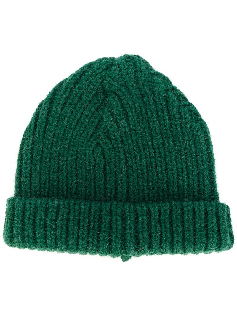 MARNI MARNI - RIBBED BEANIE HAT .  marni    ff3db1a3f1b6