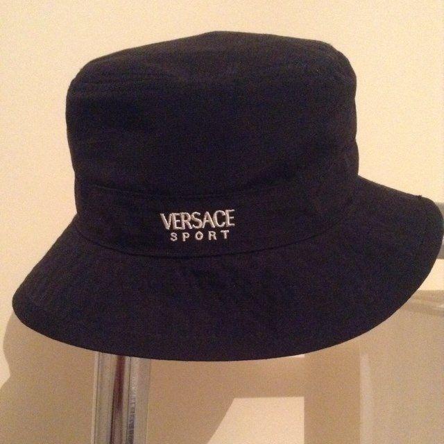 d6561a669ce42 Brand new Versace Sport Bucket Hat