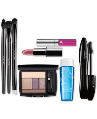 Lancome Spring 2016 Makeup Beauty Box Only 45 With Any Lancome Purchase A 219 Value Macys Com Makeup Beauty Box Free Makeup Makeup