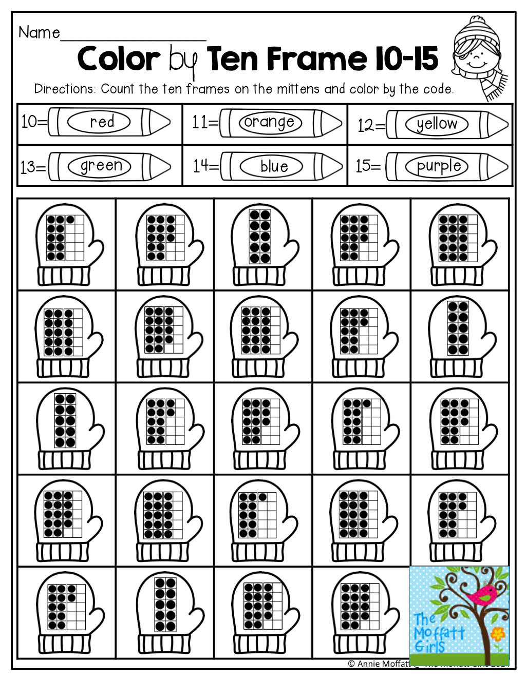January No Prep Math And Literacy Kindergarten Math Activities Elementary Kindergarten Math Math [ 1325 x 1024 Pixel ]