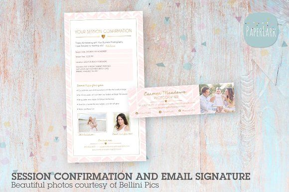 VG019 Confirmation  Signature Email Confirmation, Email design