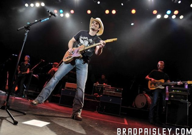 Brad paisley co starring in new tv show the shows goodness brad paisley news official fan club merchandise advance tickets meet greets and more m4hsunfo