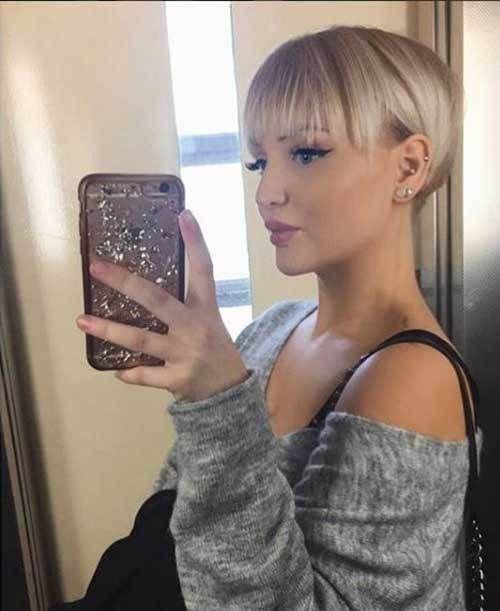 Super Cute Short Hairstyles for Fine Hair - The UnderCut