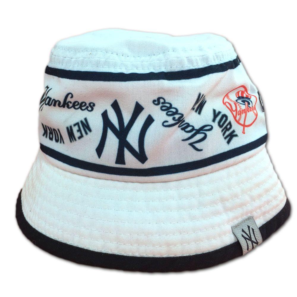 Yankees Mascot Bucket Hat Bucket Hat Hats Yankees