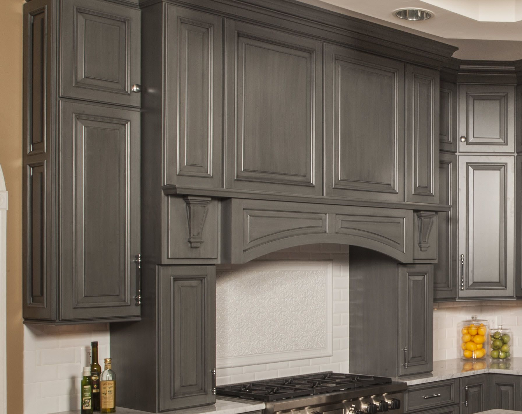 Holiday Kitchen Cabinets