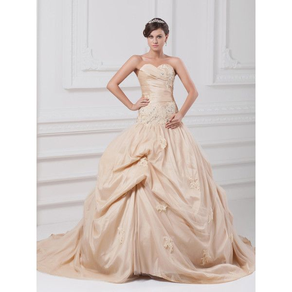 Wedding Dresses With Color Dare To Be Different Wedding Design Trends... ❤  Liked