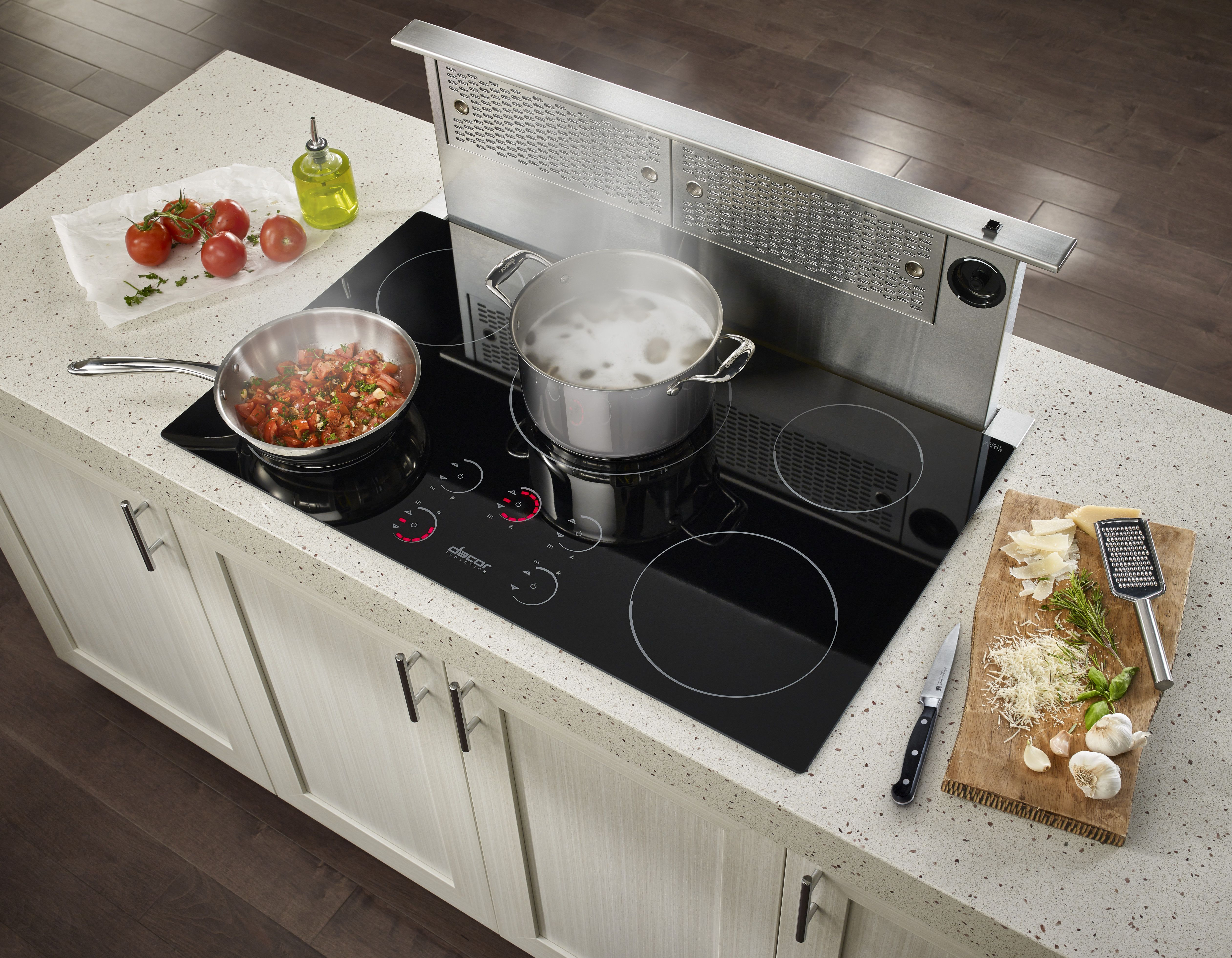 The Renaissance Induction Cooktops Outperform Both Standard
