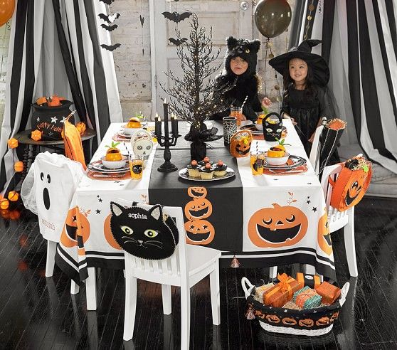 Halloween Cat Chair Backers Halloween Ideas Pinterest - halloween ideas party