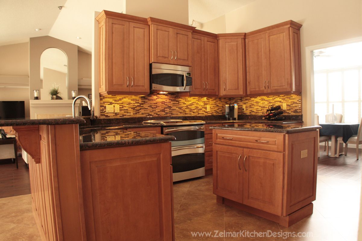 Best Beautiful Maple Cabinets In A Dream Kitchen Maple 640 x 480