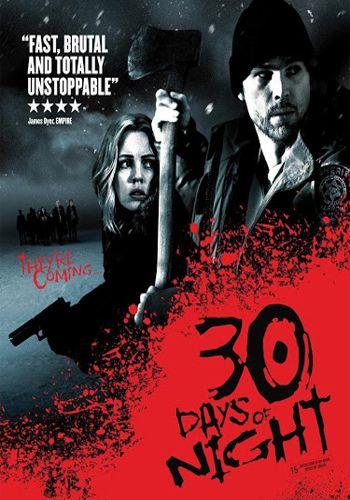30 Days Of Night 2007 Brrip 720p Dual Audio Esubs High Quality