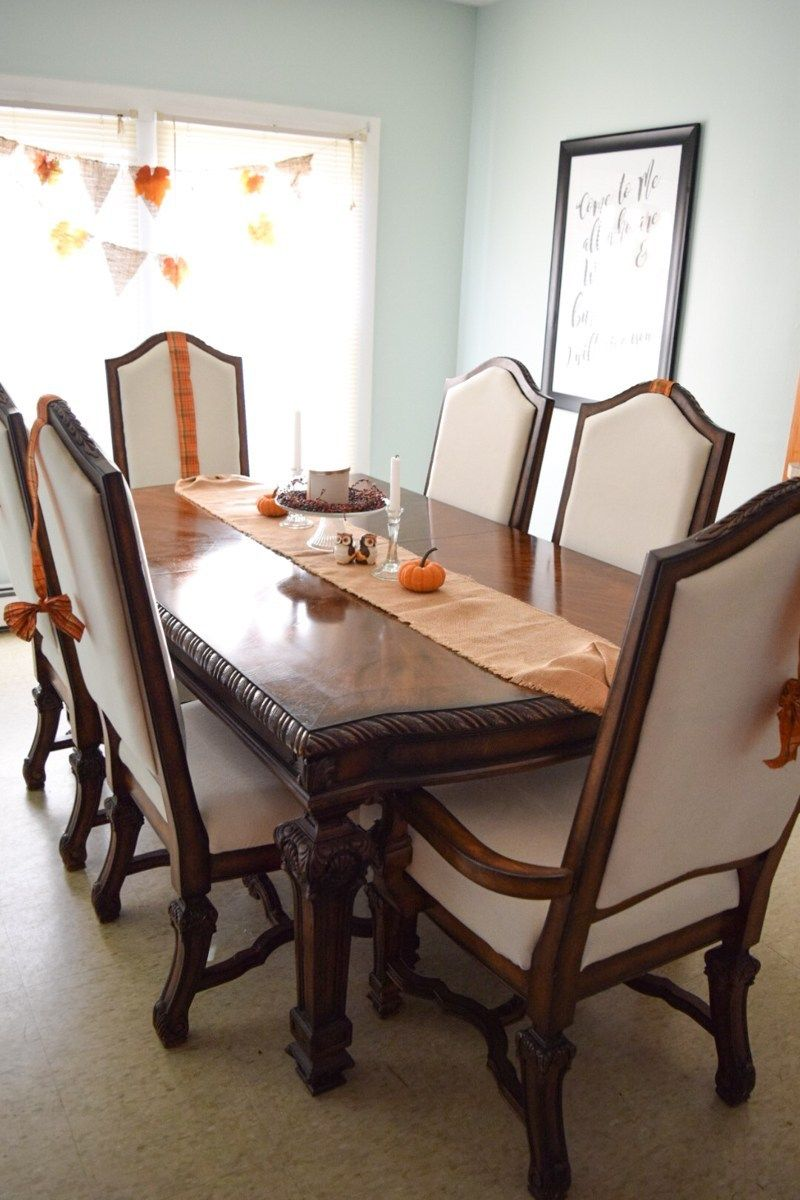 Diy dining chairs recover the seat cushion reupholster