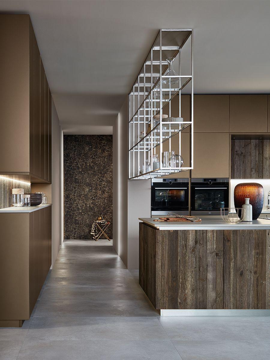 Lounge, l\'innovativo sistema cucina firmato Veneta Cucine ...