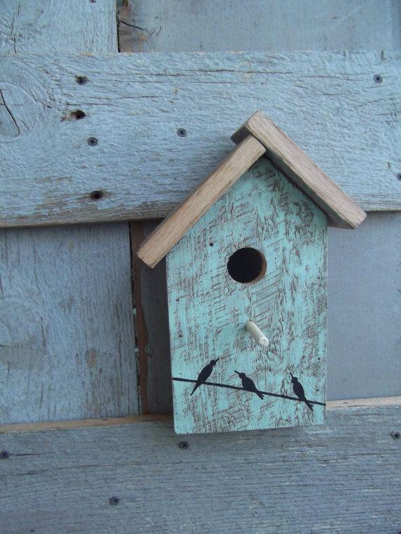Bird Houses around the Ceremony site...