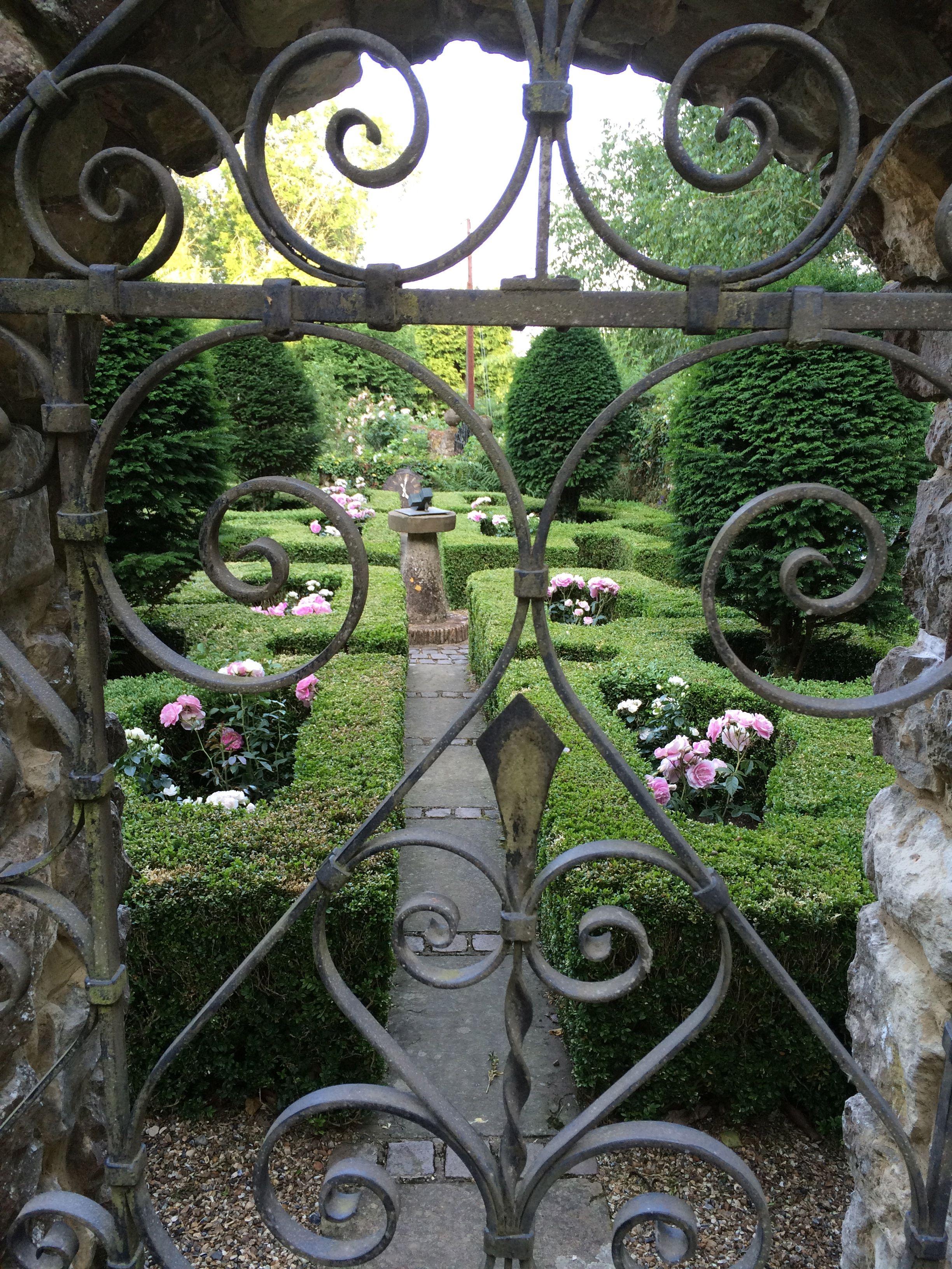 kelly brook s walled rose garden in kent