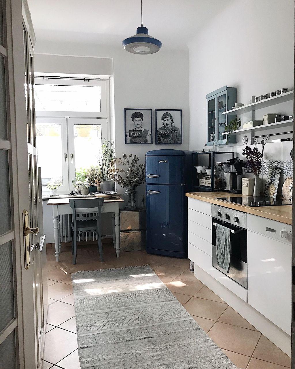 Erste Sonnenstrahlen in der Küche für die #livingcha…