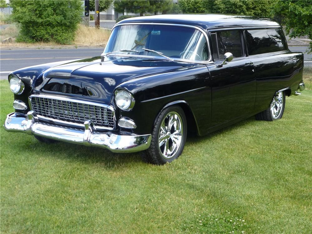 1955 Chevrolet Sedan Delivery Coches Greatest Camionetas