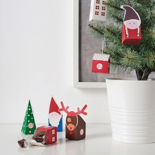 IKEA's Holiday Collection Is Here & You're Going to Want