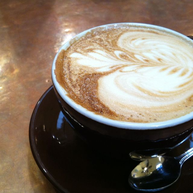 Vanilla Latte.. French Press (With Images)