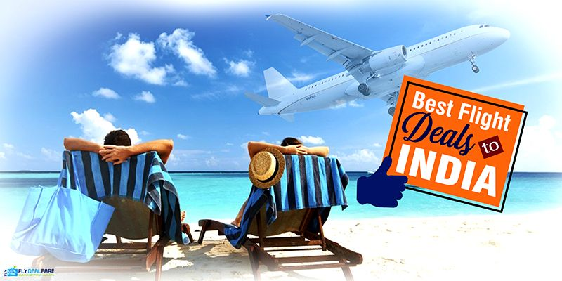 Flights to India information