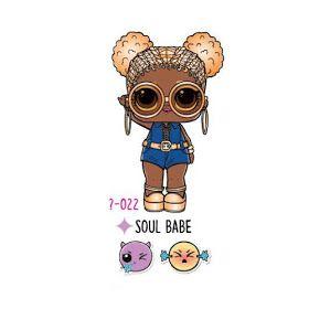Кукла ЛОЛ Сюрприз Soul Babe из 4 сезона Декодер Under ...