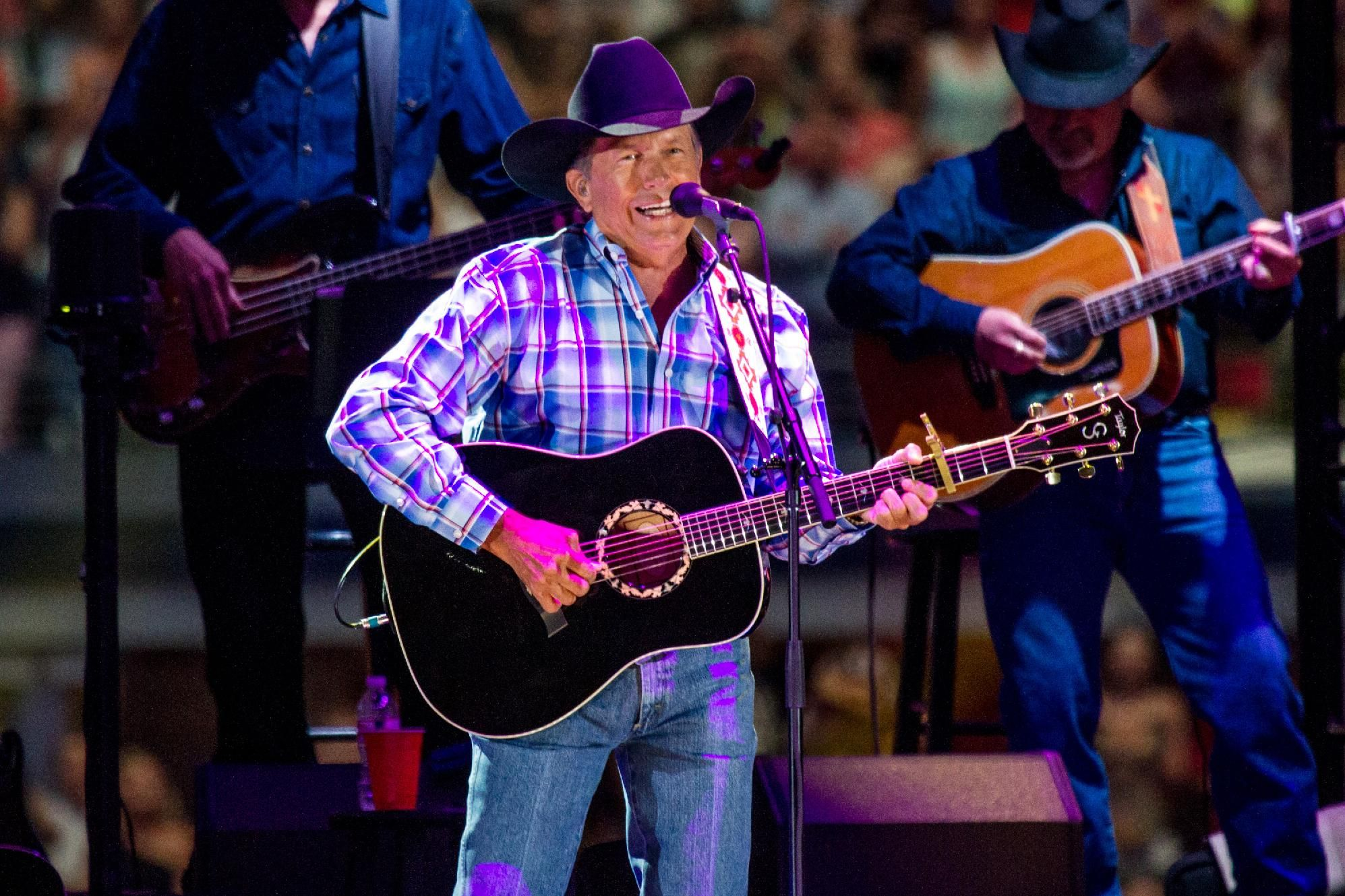 The Cowboy Rides Away And So Does Country Music George Strait