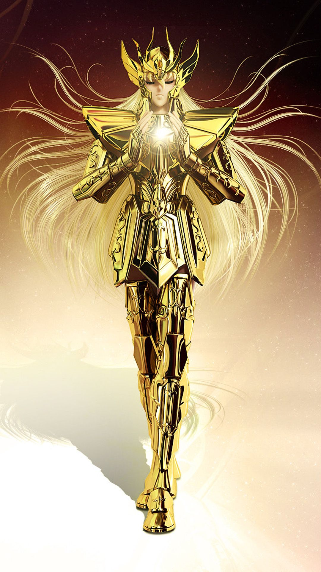 Saint Seiya Anime Poster IPhone 6 Plus Wallpaper