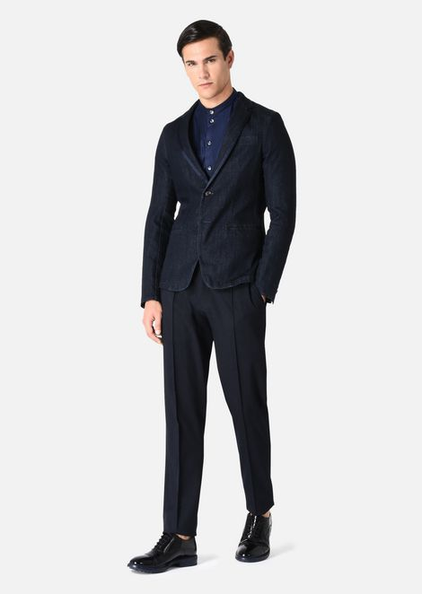 Abbigliamento 1 Uomo Giacche Casual Giacche By Armani a1wqYRqX