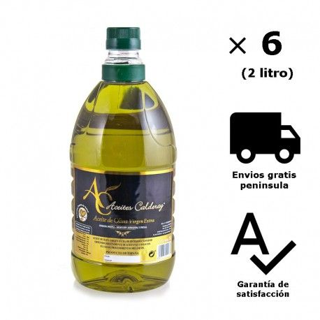 Caja De 6 Botellas Tipo Pet Natural De 2 Litros Tienda De