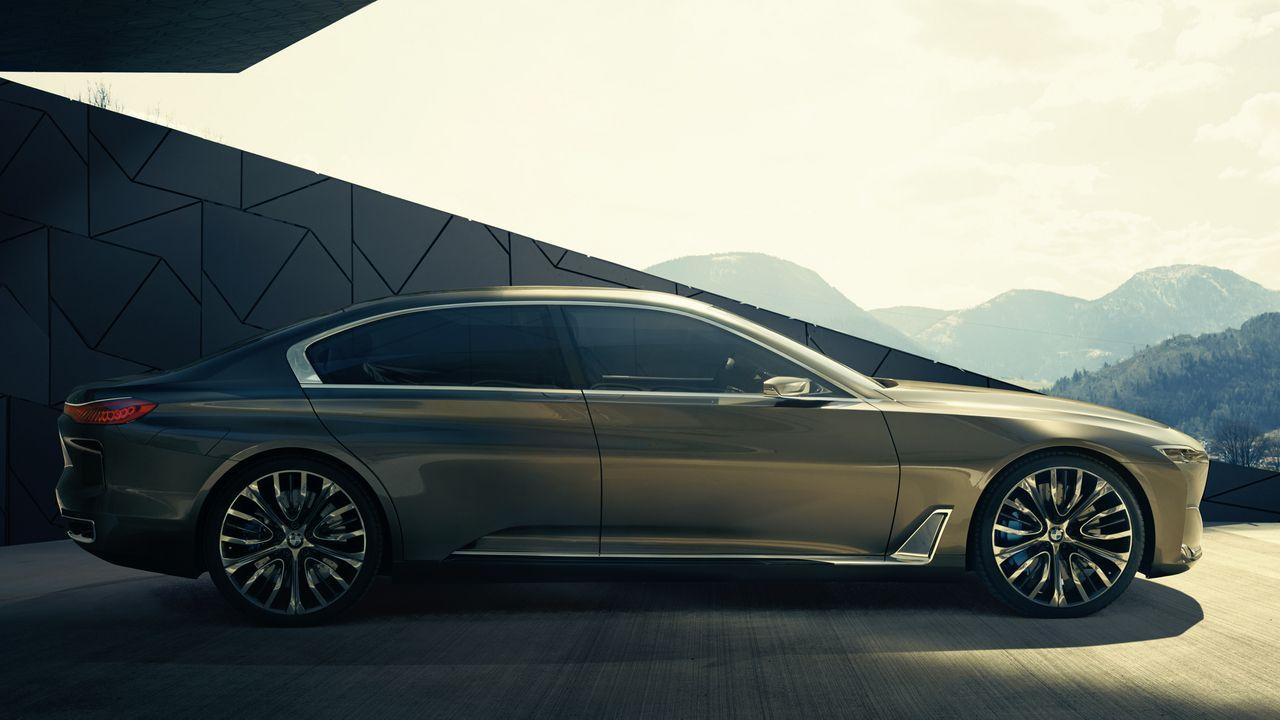 PLANT BMW DEN START EINER 9ER-REIHE? Die rasende Luxussuite