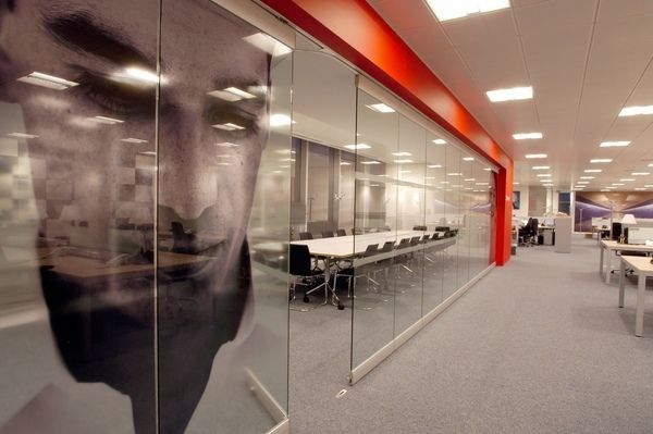 Office partition walls glass walls office dividers modern office interior design ideas