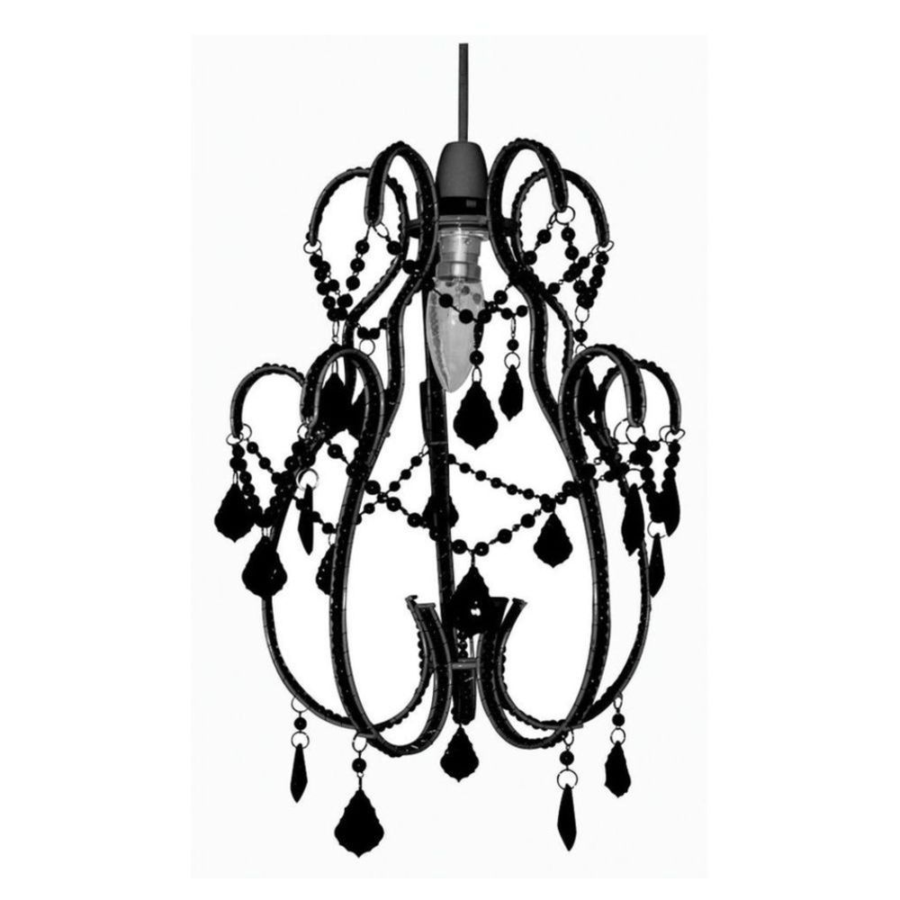 Clive Cage Pendant with Acrylic Beads - Masters Home Improvement