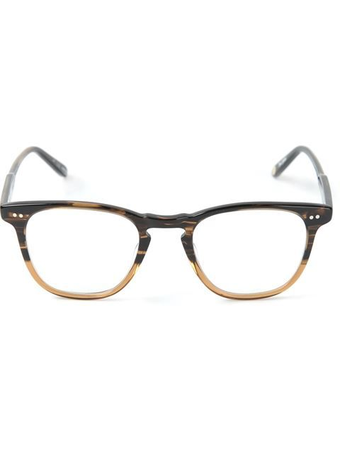 319c7dd7259 Garrett Leight  brooks  Glasses - Mode De Vue - Farfetch.com