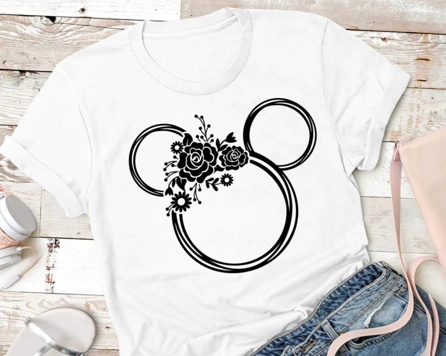 Disney  Marie  Aristocats  Magic Kingdom  Disney World  Disneyland  Mouse  T-Shirt  T Shirt  Tee  Shirt  Girls  Mickey  Minnie
