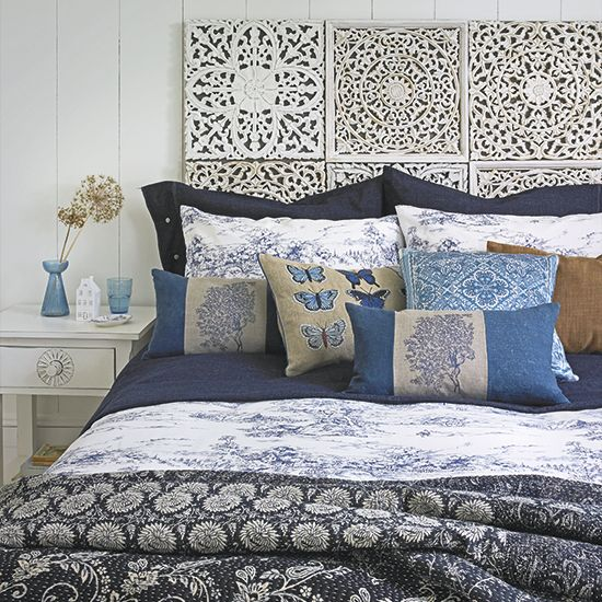 6 Statement Modern Country Style Headboards Bed Without Headboard Country Bedroom Design Traditional Bedroom