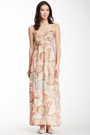 Sima Silk Dress by Heartloom on @HauteLook