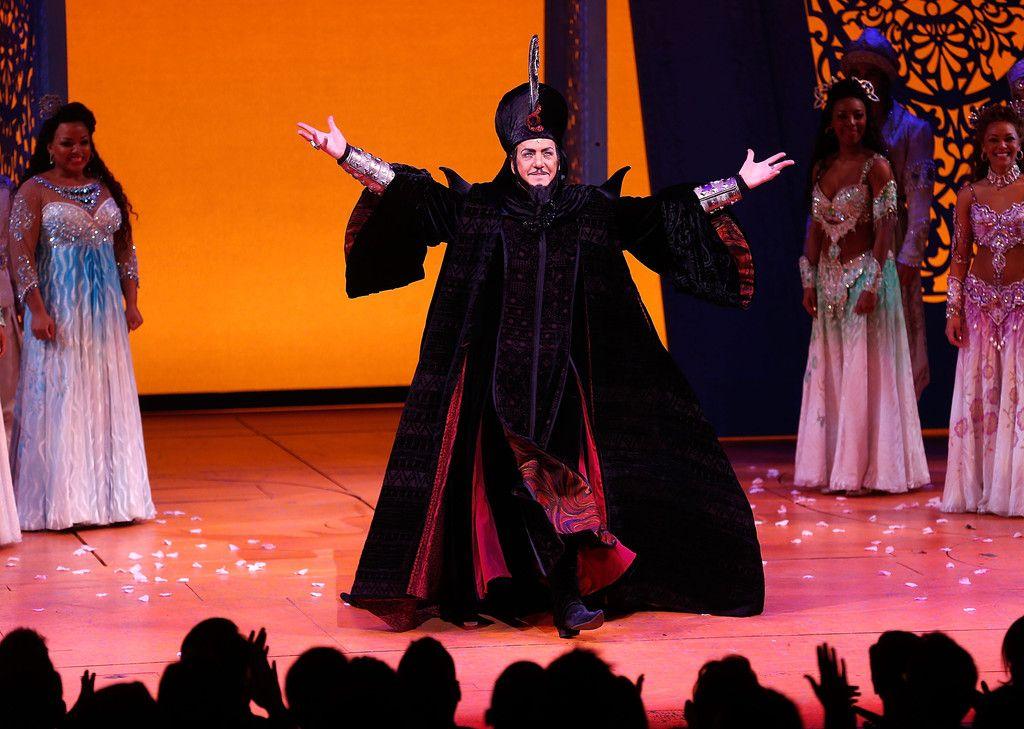 Jonathan Freeman Photos Photos Aladdin Opening Night And Curtain Call Aladdin Musical Aladdin Aladdin Broadway
